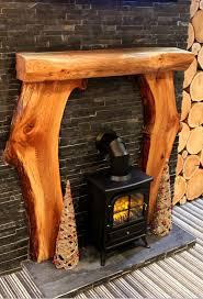 hardwood mantels wooden mantel piece