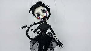 doll figurine repaint the puppet master