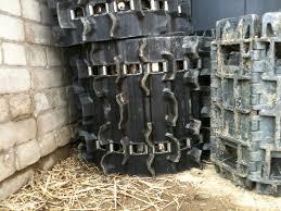 home made rubber tracks