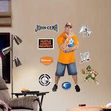 Shop Fathead Jr John Cena Wall Decals Overstock 9312971