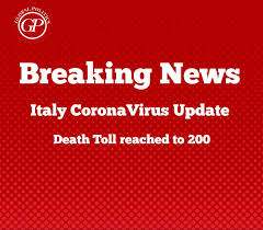 News about #covid19italia on Twitter
