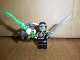 Lego Ninjago Cole Minifigure in Crawley
