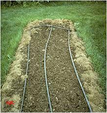 drip irrigation for vegetable gardens