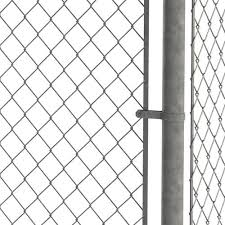 Galvanized Chain Link Fence Tension Bar At Menards