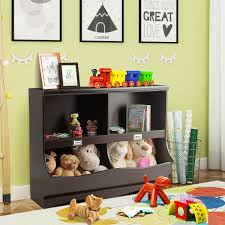 Kids Organizers And Storage Bookcase Kids Bedroom Toy Box Playroom Bookshelf For Sale Online