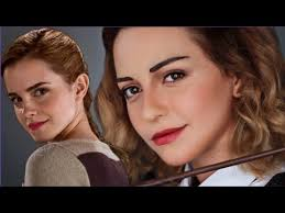 hermione granger transformation makeup