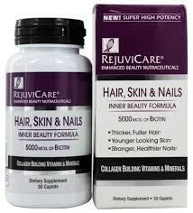 rejuvicare hair skin nails beauty