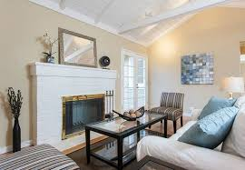 how to paint a brick fireplace bob vila