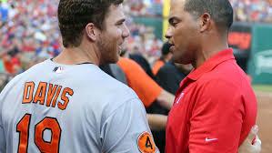 Orioles' struggling slugger Chris Davis goes back to his Rangers ...