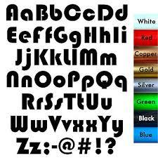 Set 3x Sticker Vinyl Decal Car Bike Door Wheelie Bin Letter B Black Race Rainbowlands Lk