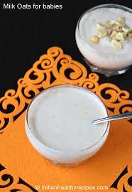 milk oats porridge for es oats