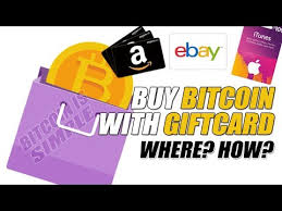 bitcoin with gift card amazon