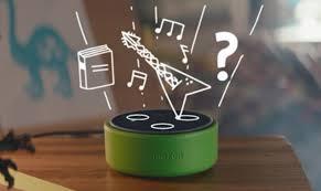 Amazon Echo Dot Kids Smart Speaker Turns Alexa Into A Digital Nanny
