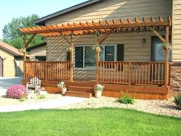 plastic wood patio covered deck roofing