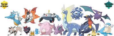Pokemon Sword & Shield DLC Returning Pokemon list: every national ...