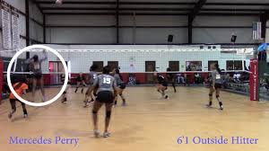 Mercedes Perry Highlights - YouTube