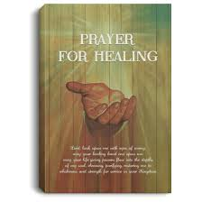 god quotes canvas prayer for healing faith canvas poster cubebik