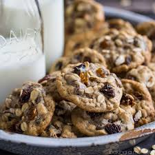 chewy oatmeal raisin cookie recipe