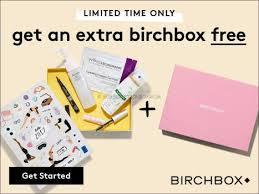 birchbox january 2017 free box