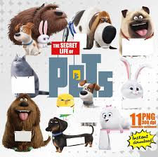 The Secret Life Of Pets Movie Png Images With Transparent
