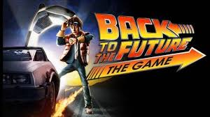 wallpaper back to the future game ps4