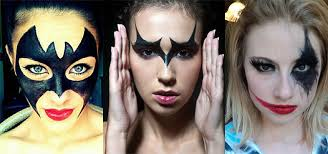 batman makeup ideas for s women