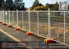 Hesly Temporary Fencing Aluminium Stage Barrier Crowd Control Barrier Pedestrian Barricade