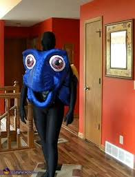 finding nemo diy dory costume photo