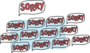 cara cara meminta maaf apologize dalam bahasa inggris lec bali