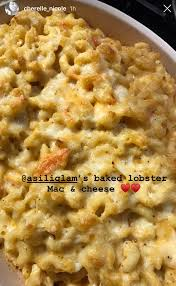 Baked Lobster Mac and Cheese - Asili Glam