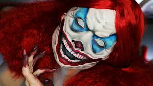 until dawn clown makeup tutorial you