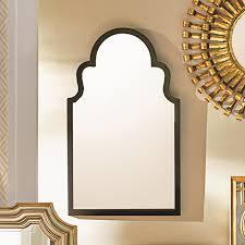 new wall mirror cordium white large h i