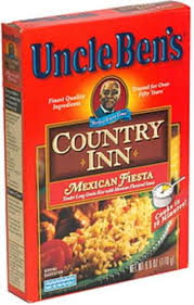 uncle bens mexican fiesta rice meal 6
