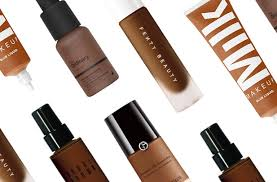 foundations for olive and dark skin tones