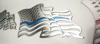 American Flag Decals For Trucks And Cars American Car Craft