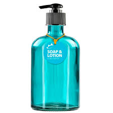 rebrilliant aaden soap and lotion