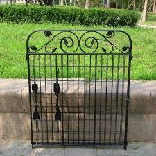 Wrought Iron Fence Panels Wayfair