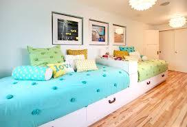 Girls Travel Theme Bedroom Contemporary Kids Seattle By Zinc Art Interiors