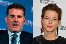 Meet Under Armour CEO's Unusual Adviser: An MSNBC Anchor - WSJ