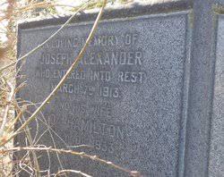 Ada Hamilton Alexander (Unknown-1933) - Find A Grave Memorial