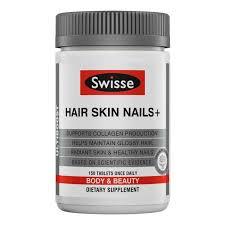 swisse hair skin nails 150 tablets