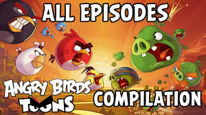 Angry Birds Toons Compilation | Season 1 All Episodes Mashup - YouTube