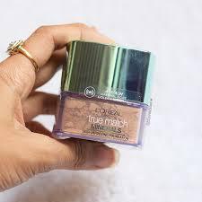 l paris true match minerals skin