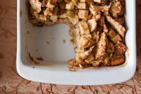 apple matzoh kugel recipe epicurious com