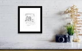 Sweet Adeline Framed Print by George Price