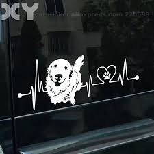 Golden Retriever Dog Stickers Car Stickers On Car Styling Laptop Sticker Decal Motorcycle Yellow Silver White 15 5 7 Car Sticker Stickers On Carsdog Sticker Aliexpress