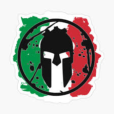 Spartan Race Poster By Alessiofano Redbubble