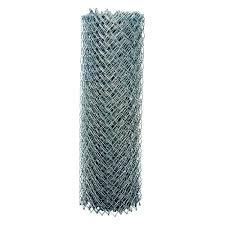 Master Halco 72 X 50 Heavy Duty Galvanized 9 Gauge Chain Llink Fabric At Menards Fence Fabric Chain Link Fence Mesh Fencing