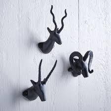 animal hooks decorative wall hooks