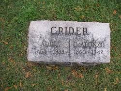 Addie Morris Crider (1868-1939) - Find A Grave Memorial